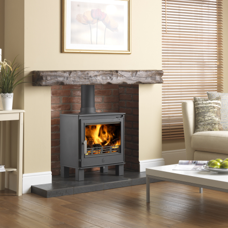 ACR BUXTON SE 7kw MULTIFUEL STOVE