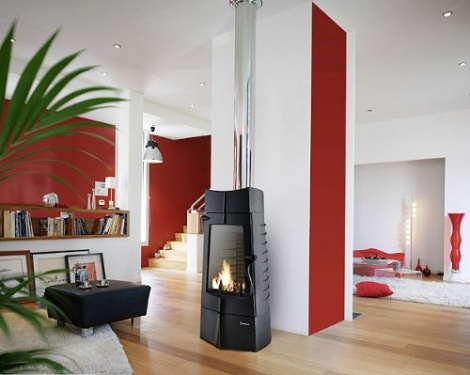 Invicta Chamane Anthracite Wood Burning Stoves