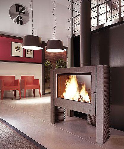 Invicta Itaya Wood Burning Stove  World Of Iron  Durham