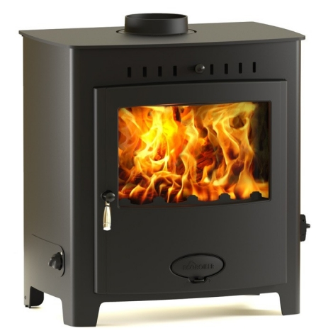 Aarrow Stratford Eco 25 HE Multi-fuel / Woodburning Boiler Stove