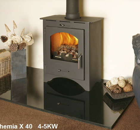 Bohemia X 40 Multi Fuel Stoves