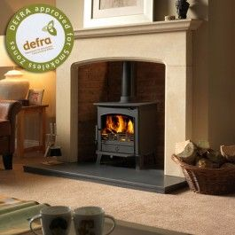 ACR Earlswood SE Multifuel Woodburning Stove