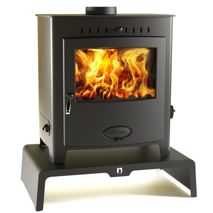 Aarrow Stratford Eco 25 He Multi Fuel Woodburning Boiler