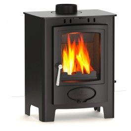 Aarrow Ecoburn 5 Plus multifuel/woodburning stove