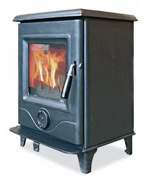 Olymberyl Precision 5kw Defra Approved Stove