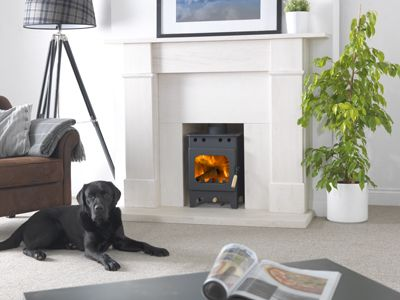Burley Springdale Wood Burning Stove