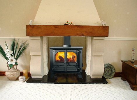 Dunsley Highlander 10 Multifuel Wood Burning Stove