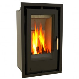Aarrow iSeries 400T Multi Fuel / Woodburning Inset Stove
