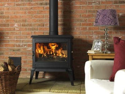 Franco Belge Monte Carlo Wood Burning Stove