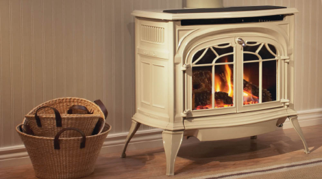 Vermont Radiance Gas Stove