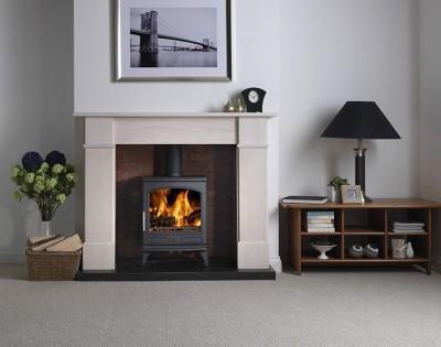 ACR ASHDALE SE Multifuel/Woodburning Stove