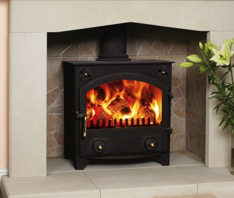 The Bransdale 8 Kw Multifuel Stove