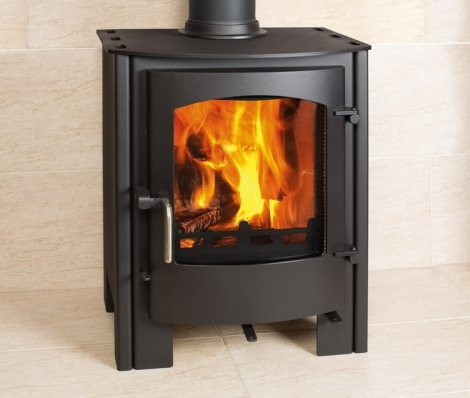 The Caedmon Option 7.5 Kw Multifuel Stove