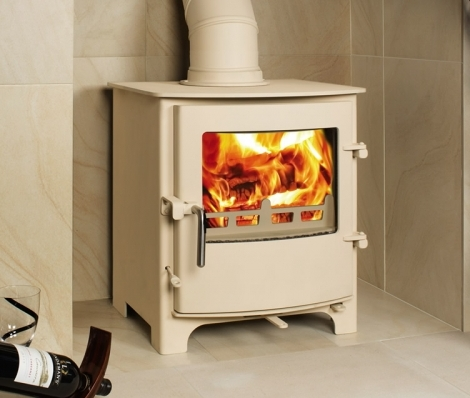 The Dalby Multi Fuel 5Kw Stove