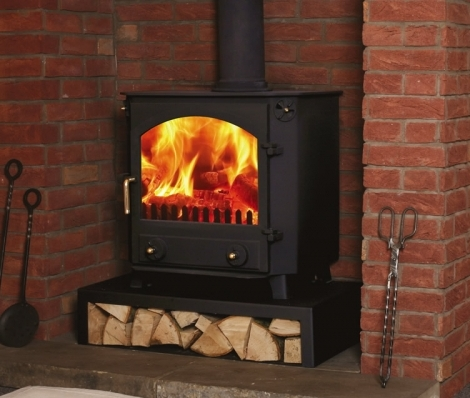 The Glaisdale 10 Kw Multifuel Stove