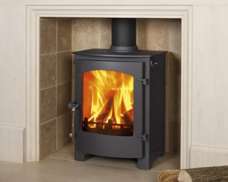 The Rosedale 7.5 Multifuel Stove