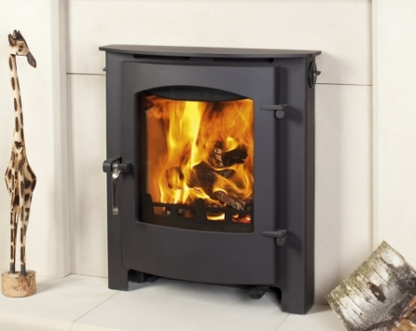 The Rosedale inset 5Kw stove