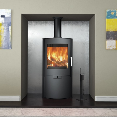 Broseley Evolution Flair Logstore Woodburning Stove