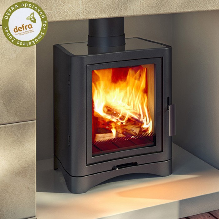 Broseley Evolution 5 Deluxe Woodburning Stove World Of