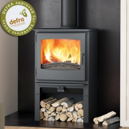Broseley Evolution Desire 7 Logstore Multifuel / Woodburning Stove