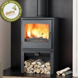 Broseley Evolution Desire 7 Logstore Multifuel / Woodburning Stove