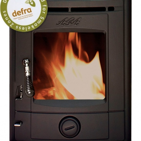 AGA Stretton SE Wood Burning Inset Stove