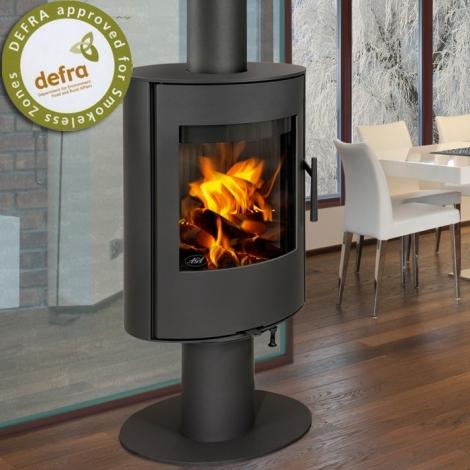 AGA Lawley Pedestal Woodburning Stove