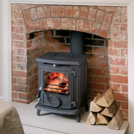 AGA Little Wenlock Classic Multifuel / Woodburning Stove