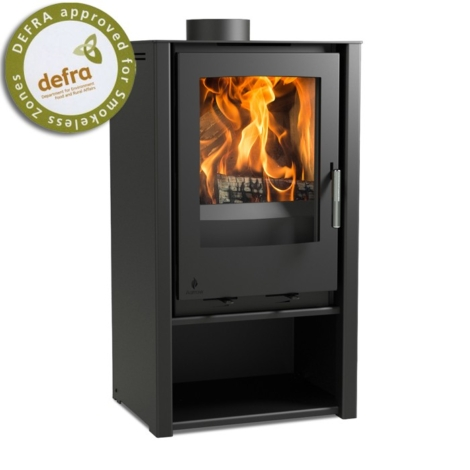 Aarrow iSeries 400 Mid Multi Fuel / Woodburning Stove