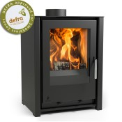Aarrow iSeries 400F Low Multi Fuel / Woodburning Stove