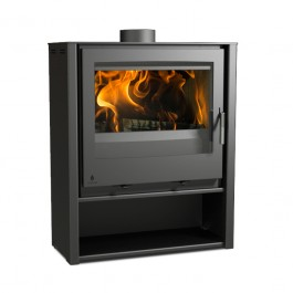 Aarrow iSeries 600 Slimline Mid Multi Fuel / Woodburning Stove