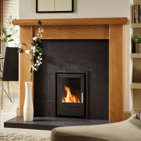 Aarrow iSeries 400 Multi Fuel / Woodburning Inset Stove