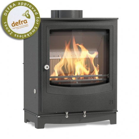 ARADA FARRINGDON MEDIUM ECO MULTI-FUEL / WOOD BURNING STOVE